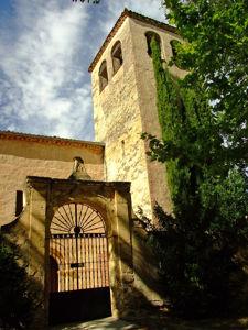 Segovia, Iglesia de San Marcos