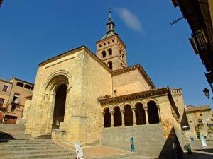 Segovia, Iglesia de San Martín