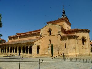Segovia, Iglesia de San Millán
