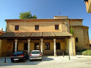 Segovia, Iglesia de San Nicolás