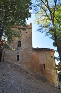 Segovia, Iglesia de San Pedro de los Picos