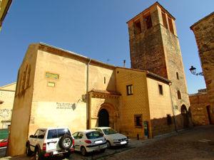 Segovia, Iglesia de San Quirce