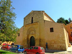 Segovia, Iglesia de San Sebastián