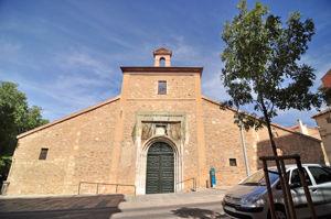 Segovia, Iglesia de Santa Eulalia