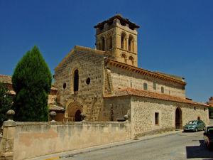 Segovia, Iglesia de los Santos Justo y Pastor