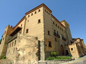 Segovia, Esquina Noreste de la Casa de las Cadenas