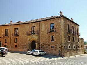 Segovia, Casa de los Marqueses de Lozoya