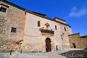 Segovia, Convento de Santo Domingo el Real