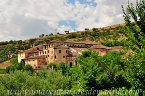 Segovia, Monasterio de San Vicente el Real