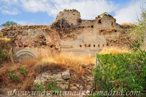 Segovia, Ruinas del Monasterio de Santa María de los Huertos y Ermita de Santa Ana