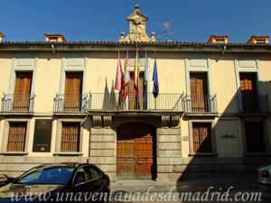 Segovia, Palacio de los Condes de Mansilla
