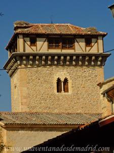 Segovia, Torre de Hércules del Convento de Santo Domingo el Real