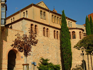 Segovia, Antigua Sinagoga Mayor