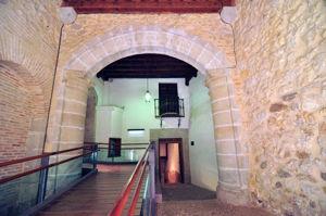 Segovia, Zaguán del Torreón de Lozoya