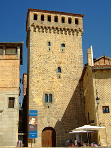 Segovia, Torreón de Lozoya