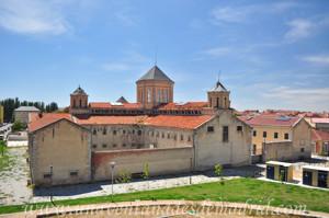 Segovia, Antigua cárcel de Partido de Segovia