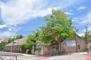 """Segovia, Antigua fábrica de Loza """"La Segoviana"""""""