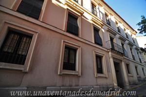 Segovia, Casa de Ezequiel González