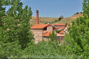 Segovia, Antigua fábrica de harinas de Carretero