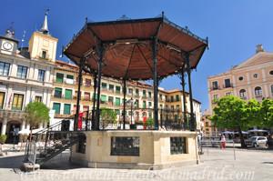 Segovia, Kiosco de Música