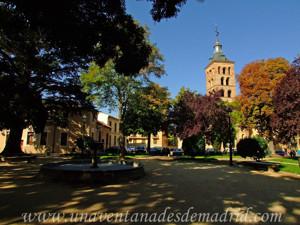 Segovia, Plaza de la Merced