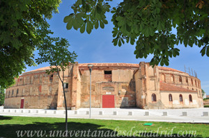 Segovia, Plaza de Toros