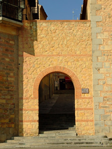 Murallas de Segovia, Postigo del Sol