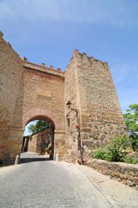Murallas de Segovia, Puerta de San Cebrián