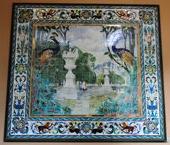 Daniel Zuloaga, 1897. Jardines de la Granja de San Ildefonso, Primera Medalla en la Primera Exposición Nacional de Artes Decorativas