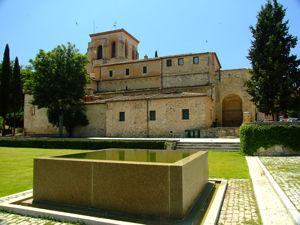 Iglesia de San Juan de los Caballeros - Museo Zuloaga, lado Norte