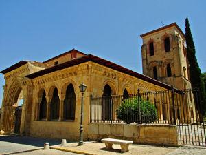 Iglesia de San Juan de los Caballeros - Museo Zuloaga, lados Sur y Oeste
