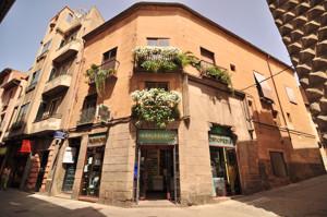 Segovia, Casa de los Río