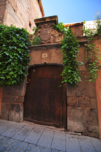 Segovia, Casa de los Rueda
