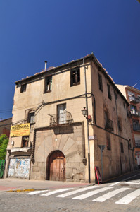 Segovia, Casa del comunero Antonio de Buitrago