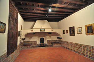 Segovia, Antigua cocina de la Casa del Hidalgo - Museo Rodera-Robles