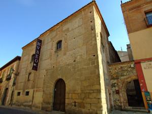 Segovia, Casa del Hidalgo - Museo Rodera-Robles