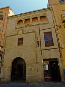 Segovia, Casa del Siglo XV