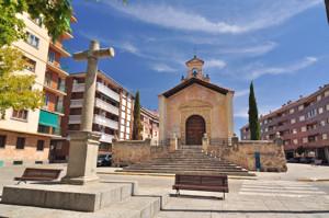 Segovia, Ermita del Santo Cristo de la Cruz