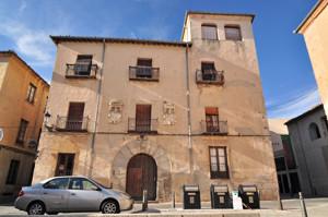 Segovia, Gran Casona Nobiliaria del siglo XV