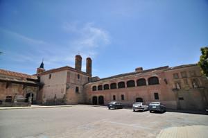 Segovia, Monasterio de San Antonio el Real