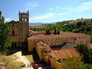Segovia, Monasterio de Santa María del Parral