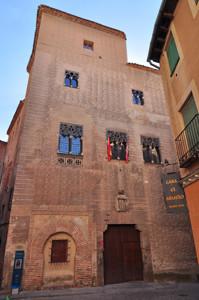 Segovia, Casa-Palacio del Conde de Alpuente