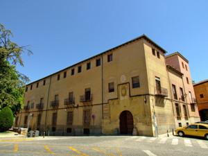 Segovia, Palacio del Conde de Cheste