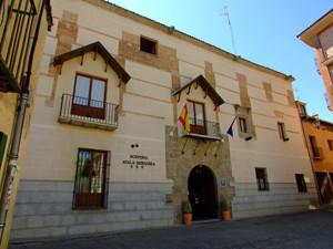 Segovia, Palacio de los Ayala-Berganza