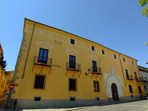 Segovia, Palacio de los Marqueses de Quintanar