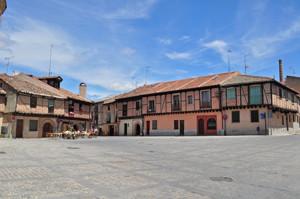Segovia, Plaza de San Lorenzo