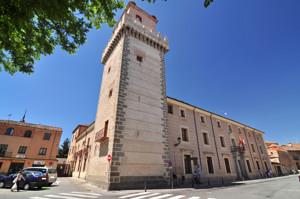 Segovia, Torre de Arias Dávila