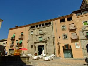 Segovia, Casa de los Solier