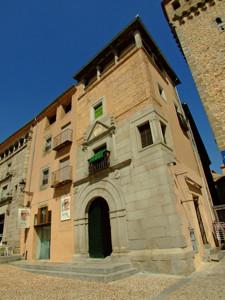 Segovia, Casa del Mayorazgo de los Galachos