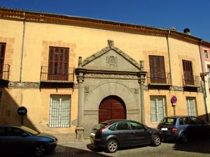 Segovia, Casa del Secretario